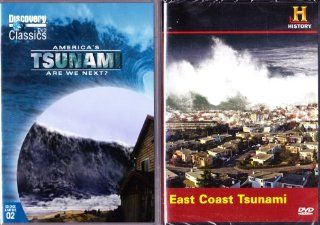 The History Channel  What Would Happen If a Tsunami Hit the East Coast of the United States , Discovery Channel America's Tsunami  Tidal Wave 2 Pack Movies & TV