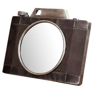 Cape Craftsmen Everyday Retro 18 H x 27 W Camera Wall Mirror