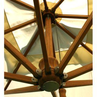 Bambrella 7%E2%80%99x10%E2%80%99 Rectangular Bamboo Market Umbrella
