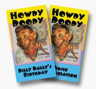 Howdy Doody:the Lost Episodes 5pk Set [VHS]: Howdy Doody Lost Episodes: Movies & TV