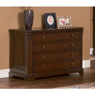 Home Office File Cabinet in Rich Dark Finish by Coaster Furniture   Lateral File Cabinets