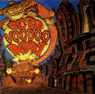 Big Bad Voodoo Daddy   Album Cover   Sticker / Decal Automotive