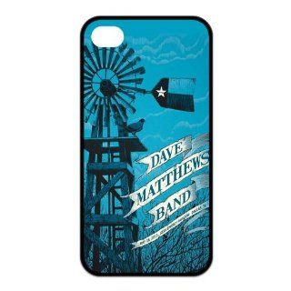 Rock and Roll Dave Matthews Band Iphone 4/4S Case & Matthews Music Series Iphone TPU Case at sosweetycats store Electronics