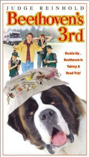 Beethoven's 3rd [VHS]: Judge Reinhold, Julia Sweeney, Joe Pichler, Michaela Gallo, Mike Ciccolini, James Marsh, Danielle Keaton, Frank Gorshin, Holly Mitchell, Mark Carlton, Dana Lee, Big Nate Kanae, John B. Aronson, Ted Morris, David M. Evans, David B
