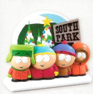 Carlton Cards Heirloom South Park Kids Christmas Ornament with Sound   Greeting Cards
