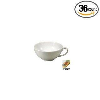 Oneida E3191085521 Berries 7 Oz. Porcelain Tea Cup   36 / CS Industrial & Scientific