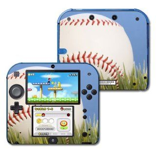 MightySkins Protective Vinyl Skin Decal Cover for Nintendo 2DS Sticker Skins Baseball: Electronics