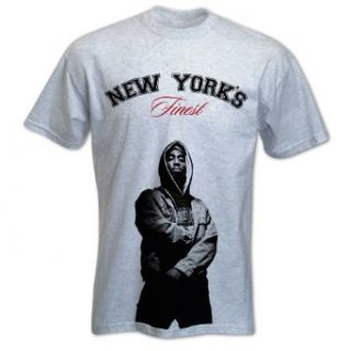 Bang Tidy Clothing Men's 2 Pac The West Coasts Finest T Shirt: Novelty T Shirts: Clothing