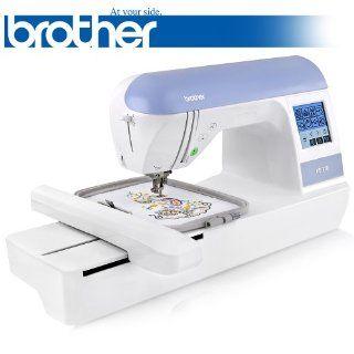 Brother PE770 (PE 770) Embroidery Machine w/ USB Flash Port