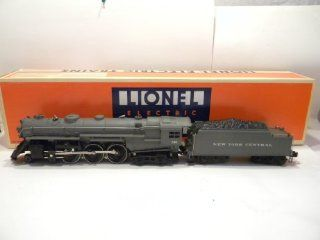 Lionel 18002 (785) New York Central 4 6 4 Hudson Steam Engine 1/4 Inch Scale 773 Type Hudson O Gauge Train