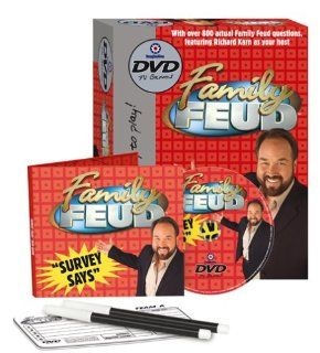 Family Feud DVD Game Movies & TV