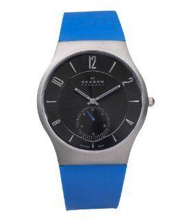 Skagen 2 Hand with Sub Seconds Titanium Men's watch #805XLTRN at  Men's Watch store.