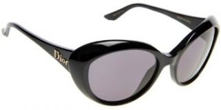 Dior Panther 807 Black Panther 2 Cats Eyes Sunglasses Lens Category 3: Clothing