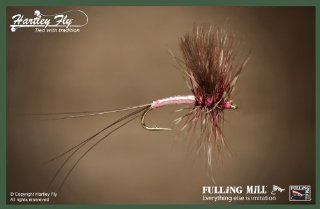 FM791 S12 Fulling Mill Trout Fly Fishing Flies Pink Lady X Factor Size 12  Wet Fishing Flies  Sports & Outdoors