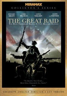 The Great Raid (Widescreen Director's Cut): Benjamin Bratt, Joseph Fiennes, James Franco, Robert Mammone, Max Martini, James Carpinello, Mark Consuelos, Craig McLachlan, Freddie Joe Farnsworth, Laird Macintosh, Jeremy Callaghan, Scott McLean, John Dahl