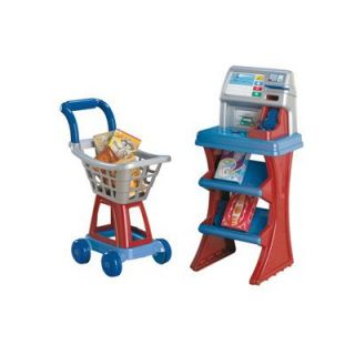 American Plastic Toys My Very Own Shop N Pay Market Set   Pretend Play & Dress Up