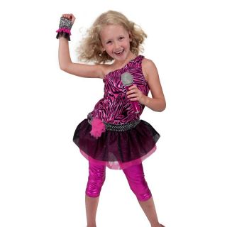 Melissa and Doug Rock Star Dress Up   Pretend Play & Dress Up