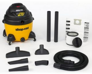 Shop Vac 16 gal. Ultra Pro Wet/Dry Shop Vacuum   Equipment