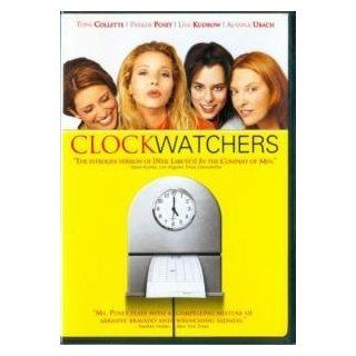 Clockwatchers: Toni Collette, Parker Posey, Lisa Kudrow, Alanna Ubach, Helen FitzGerald, Stanley DeSantis, Jamie Kennedy, David James Elliott, Debra Jo Rupp, Kevin Cooney, Bob Balaban, Paul Dooley, Jill Sprecher, Gina Resnick, Guy Collins, John Flock, John