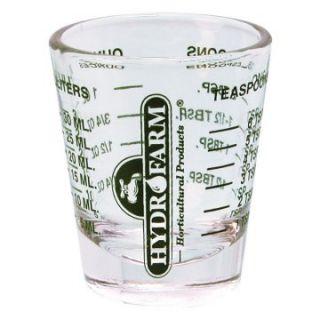 Mini Measure Shot Glass   Pack of 12   Supplies