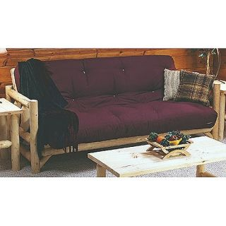 Lakeland Mills Log Cabin Futon Frame   Futon Frames