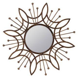 Cooper Classics Krishna Wall Mirror   36 diam. in.   Wall Mirrors