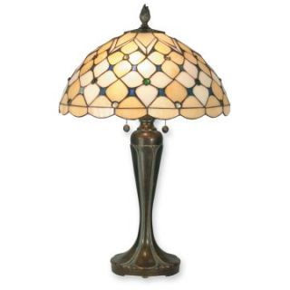 Dale Tiffany St. Moritz Table Lamp   Table Lamps