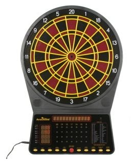 Arachnid® CricketMaster 300 Electronic Dart Board   Electronic Dart Boards