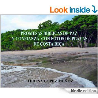 FOTOS DE PLAYAS DE COSTA RICA CON PROMESAS DE DIOS (Spanish Edition) eBook: TERESA LOPEZ MU�OZ: Kindle Store