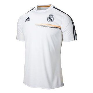 adidas Real Madrid Training Jersey : Sports Fan Jerseys : Sports & Outdoors