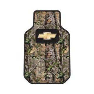 Chevy Real Tree Camo Floor Mat: Automotive