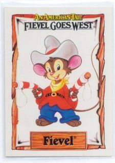 1996 Fievel Goes West Trading An American Tail 150 Card Set + 5 Holograms H1   H5