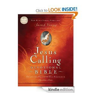 Jesus Calling Devotional Bible, NKJV Enjoying Peace in His Presence (Signature) eBook Sarah Young Kindle Store