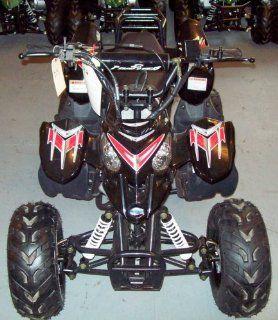 2009 Gas Powered 110cc (black) Youth Quad/atv/4 Wheeler