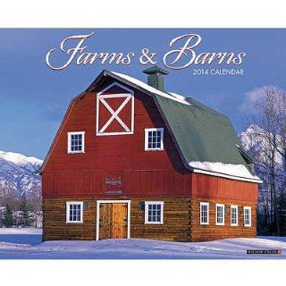 Farms & Barns   2014 16 Month Calendar   Wall Calendars