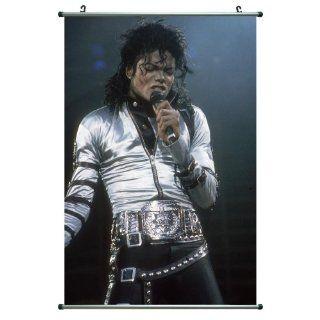 Michael Jackson 14x21 Artists ArtPrint Scroll Poster 011C   Prints