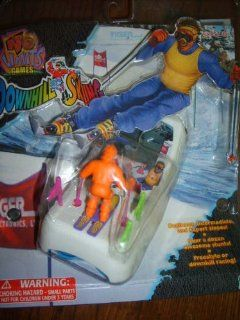 Tiger Electronics No Limits Downhill Skiing Handheld Electronic Game Toys & Games