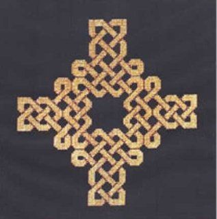 CELTIC CROSSES COUNTED CROSS STITCH PATTERN