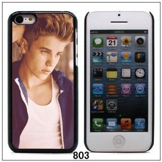 Justin Bieber Hard Case Cover for Apple iPhone 5C Cell Phones & Accessories