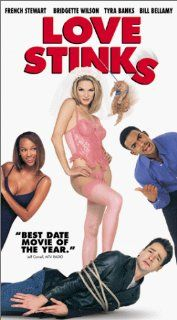 Love Stinks [VHS] Lisa Amsterdam, Tyra Banks, Jason Bateman, Bill Bellamy, Tom Gammill (II), Montrose Hagins, Tim Hightower, Steve Hytner, Warren Littlefield, Ivana Milicevic, Shanna Moakler, Bob Perlow, Julia Schultz, Renata Scott, Hal Spear, French Stew