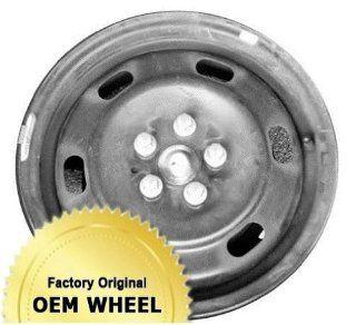 CHRYSLER PT CRUISER 15x6 6 HOLE Factory Oem Wheel Rim  STEEL BLACK   Remanufactured Automotive