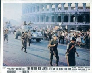 BATTLE FOR ANZIO ROME COLISEUM TROOPS FREEING CITY: Entertainment Collectibles