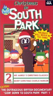 South Park   Christmas in South Park [VHS] South Park Movies & TV