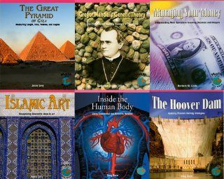 Powermath Set Janey Levy, Bonnie Coulter Leech, Barbara M. Linde, Greg Roza 9781404235656 Books