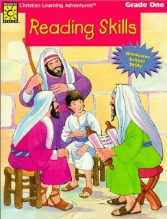 Reading Skills Grade 1 (Christian Learning Adventures) (9781552540305): Brighter Vision: Books