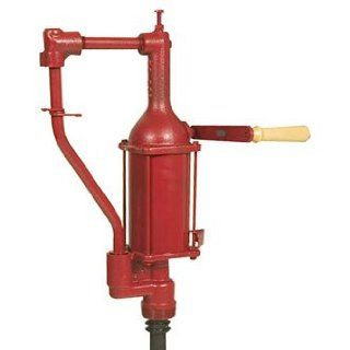 Fill Rite Hand Pump Quart Stroke Heavy Duty with Swing Return Drain Tube: Industrial & Scientific