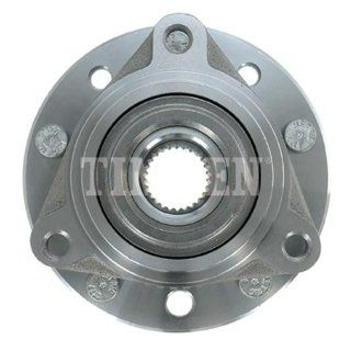 Timken 513061 Axle Bearing and Hub Assembly Automotive