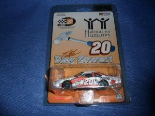 1999 Action Racing Collectables . . . Tony Stewart #20  / Habitat For Humanity Pontiac Grand Prix 1/64 Diecast . . . Limited Edition  Sports Related Trading Cards  Sports & Outdoors