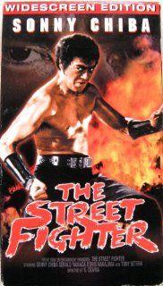 The Street Fighter with Sonny Chiba [VHS]: Sonny Chiba, Gerald Yamada, Doris Nakajima, Tony Setera, S. Ozawa: Movies & TV