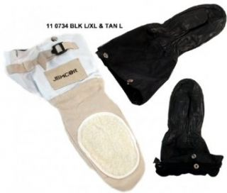 Jemcor, Leather SKI DOO MITT with Removeable BOA Liner: Clothing